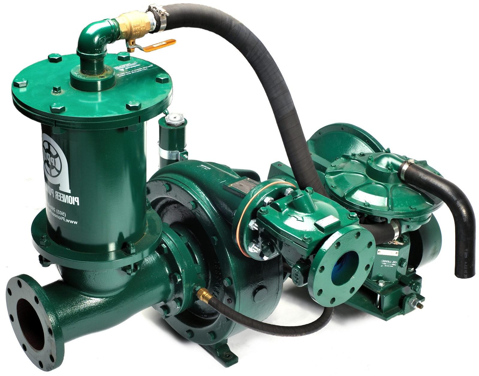 dry prime pump, vakum destekli pompa, kendinden emişli pompa