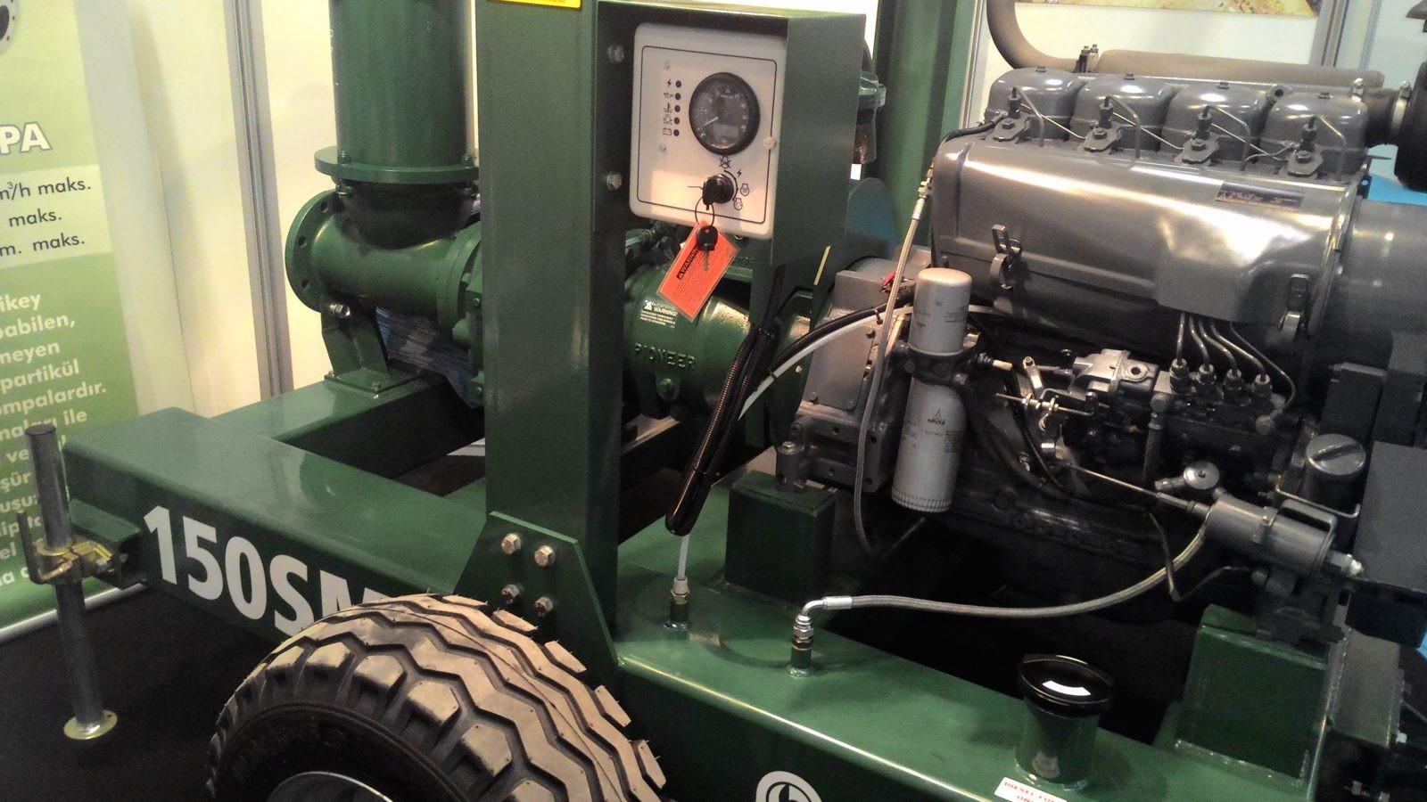 pioneer pump türkiye